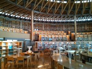 library akita